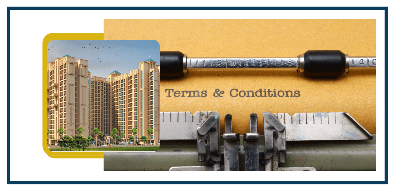 Terms & Conditions of Agarwal Exotica